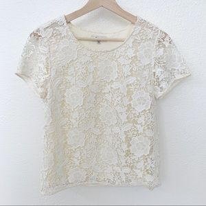 Madewell Meadowlace Top